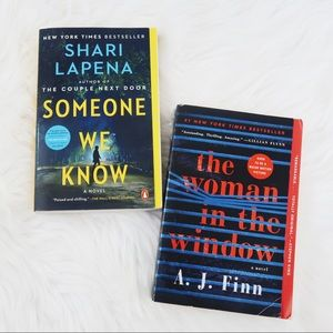 Someone we know / the women in the window books